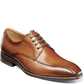 Amelio Bike Toe Oxford   in 白蘭地色 for $1290.00