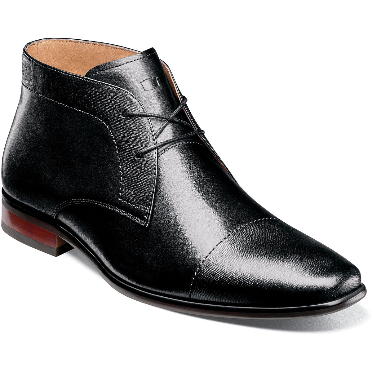 Postino Chukka Boot   in 黑色 for $1290.00